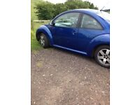 VolKswagen Beetle Luna for sale in excellent condition. It is my 2nd car as I have another beetle.