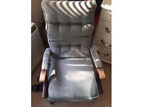 Cintique Arm Chair