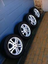 Mercedes ML-Series 4x4 Rims and Tyres Alexandra Hills Redland Area Preview