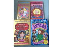 Jacqueline Wilson 4 book collection