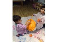 Urgent au pair/part-time nanny in Islington