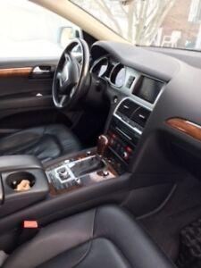 2010 Audi Q7 4.2 Très propre