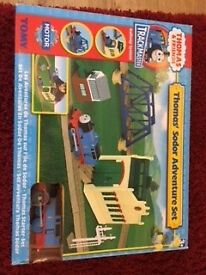 Thomas the tank engine Trackmaster sets