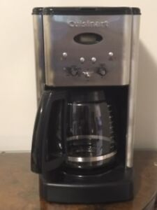 Cuisinart Coffee Maker- lightly used