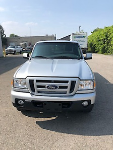 2010 FORD RANGER SUPER CAB 4X4