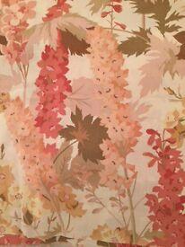 3 pairs matching curtains