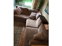 Beautiful, 2m x 2.9m corner sofa, brand new, excellent price