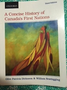 USED: A Concise History of Canada's First Nations, 3rd Edition
