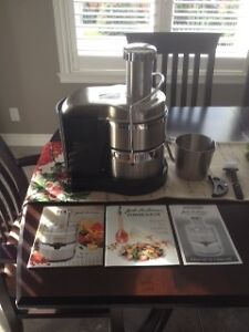 Jack LaLanne's Stainless Steel Power Juicer Pro
