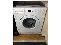 INTEGRATED WASHING MACHINE NEW IN PACKAGE 12 MONTHS GTEE rrp 339 ONLY £249