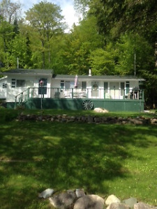 JUST LISTED: COTTAGE ON NORTHLAND LAKE