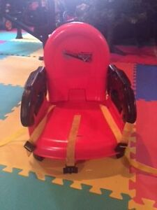Disney Cars Table Booster Seat