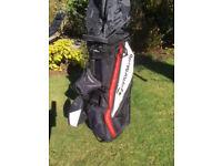 TalorMade Carry/Stand Golf Bag