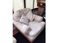 2 good quality armchairs