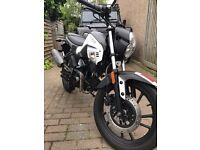 Kymco K Pipe 50cc - Low mileage, great condition