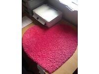 Heart Shaped Rug / Bath Mat