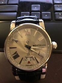 Montblanc Star 4810 Automatic Man's Watch - Perfect Condition