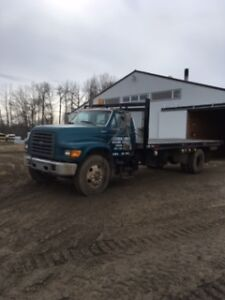 Ford F800 3 Ton