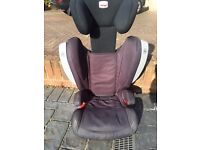 Britax Kid with Side Impact Cushion Technology Group 2/3 Car Seat