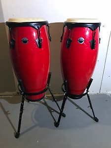 Gently Used Conga Set