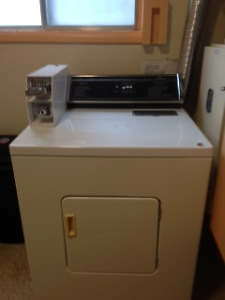 Commercial Coin-op  Electric Dryer
