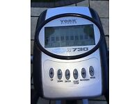 York X730 Elliptical Trainer