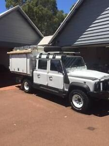 2010 Land Rover Defender Other Subiaco Subiaco Area Preview