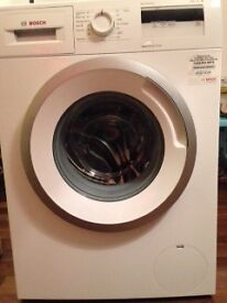 bosch serie 4 washing machine manual