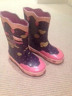 Startrite little girls welly boots