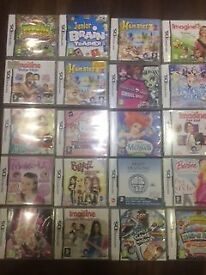 Nintendo DS Games (either seperate or bundle)