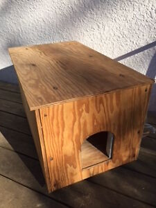 Insulated & Heated Outdoor Pet House