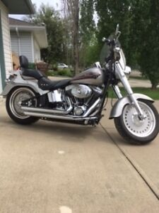 2007 Harley Davidson Fatboy