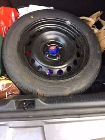 """Renault Clio New wheel and new tyre 15"""""""