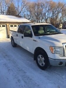 2011 F150 Supercrew 5.0L