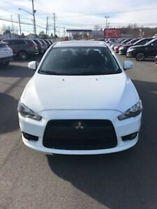 2015 Lancer SE Limited AWD Price negotiable Financing available