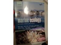 Oxford Marine Ecology 2nd Edition Textbook
