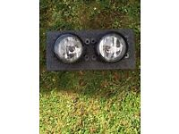 FRONT FOGLIGHTS TO FIT MK3 FORD FOCUS