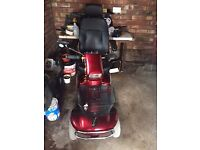 Red Rascal 450 Mobility Scooter, - Excellent Condition