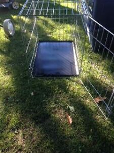 Large Wire Dog Crate - Collapsible Peterborough Peterborough Area image 1