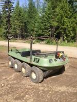 8 wheel Argo