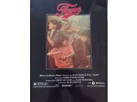 Fame (The film) Vocal Score book