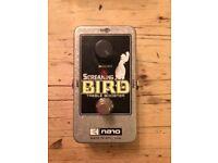 Electro-Harmonix Screaming Bird Treble Booster, original box.