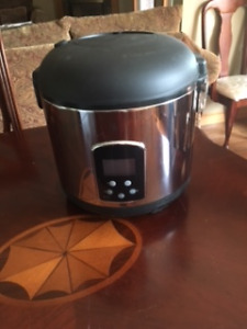 Rice Cooker and Steamer- Perfect Condition, Never Used