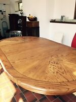 Legacy Oak Dining Table & Chairs