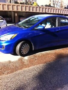 2013 Hyundai Accent GL Sedan
