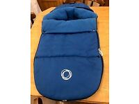 Bugaboo Footmuff (blue) for sale