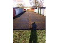 Garages available to rent: Rickman Close Woodley Reading - ideal for storage