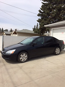 2007 HONDA ACCORD - ONLY 137,000km, - WELL MAINTAINED