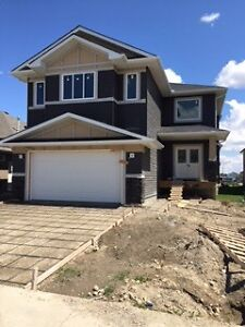 $5000 Down Beautiful New Home in Crossfield!!!