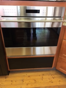 """30"""" Wolf Wall Oven"""